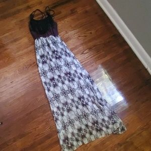 Maurices Maxi Dress XS